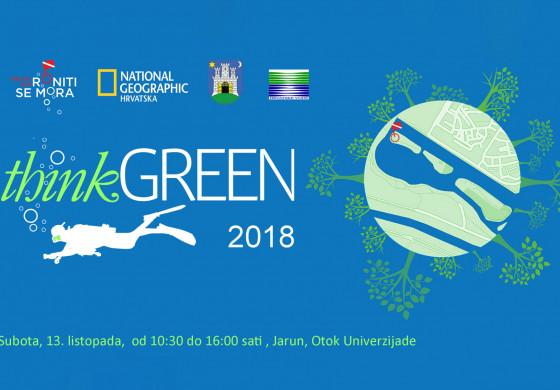 Think Green - Jarun 2018