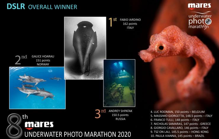 TOP 10 FOTOGRAFIJA 8.MARES UWPM-A