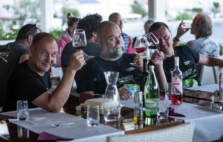 THINK GREEN TRSTENIK - Opuštanje uz fina vina